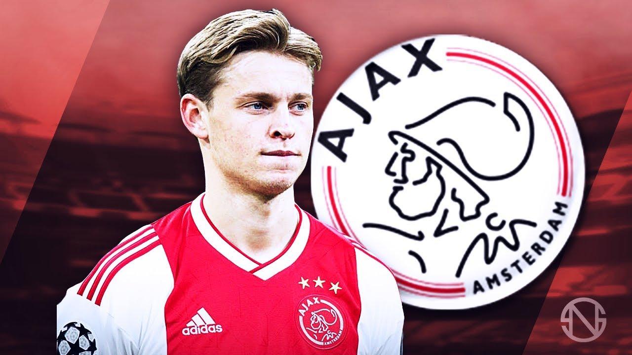 Barcelona mengkonfirmasi penandatanganan Frenkie de Jong dari Ajax