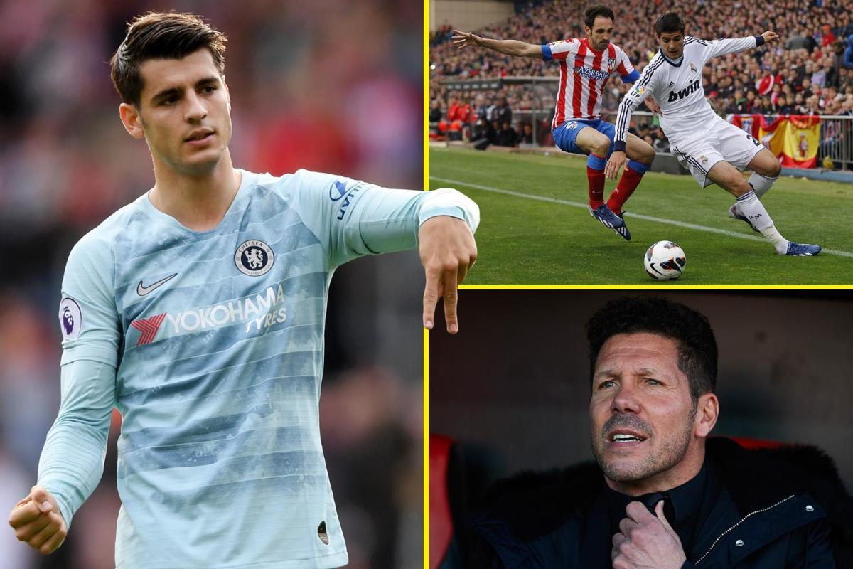 Morata Memaksa Chelsea Memasukkan Dirinya Dalam Daftar Transfer