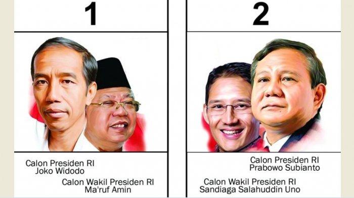 Dua Kandidat Presiden